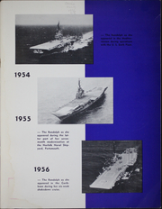 Page 3, 1956 Edition, Randolph (CVA 15) - Naval Cruise Book online yearbook collection