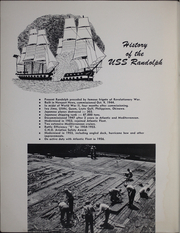 Page 4, 1956 Edition, Randolph (CVA 15) - Naval Cruise Book online yearbook collection