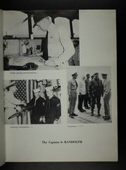 Page 11, 1966 Edition, Randolph (CVS 15) - Naval Cruise Book online yearbook collection