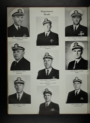 Page 16, 1966 Edition, Randolph (CVS 15) - Naval Cruise Book online yearbook collection