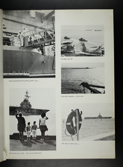 Page 7, 1966 Edition, Randolph (CVS 15) - Naval Cruise Book online yearbook collection