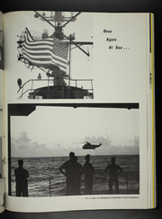 Page 121, 1967 Edition, Randolph (CVS 15) - Naval Cruise Book online yearbook collection