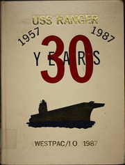 1987 Edition, Ranger (CV 61) - Naval Cruise Book