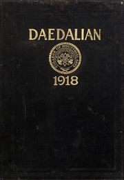 Texas State College for Women - Daedalian Yearbook (Denton, TX) online yearbook collection, 1918 Edition, Page 1