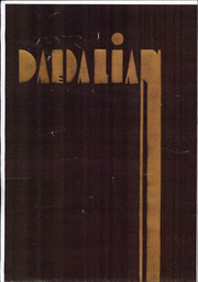 Texas State College for Women - Daedalian Yearbook (Denton, TX) online yearbook collection, 1934 Edition, Page 1