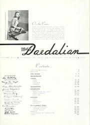 Page 7, 1945 Edition, Texas State College for Women - Daedalian Yearbook (Denton, TX) online yearbook collection
