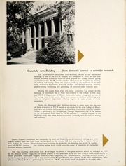Page 17, 1953 Edition, Texas State College for Women - Daedalian Yearbook (Denton, TX) online yearbook collection