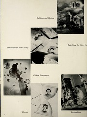 Page 8, 1953 Edition, Texas State College for Women - Daedalian Yearbook (Denton, TX) online yearbook collection