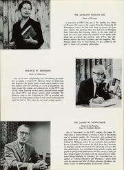 Page 14, 1961 Edition, Texas State College for Women - Daedalian Yearbook (Denton, TX) online yearbook collection
