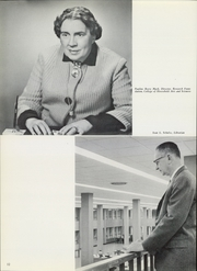 Page 16, 1961 Edition, Texas State College for Women - Daedalian Yearbook (Denton, TX) online yearbook collection