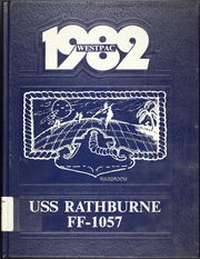 Page 1, 1982 Edition, Rathburne (FF 1057) - Naval Cruise Book online yearbook collection