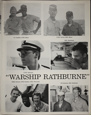 Page 11, 1982 Edition, Rathburne (FF 1057) - Naval Cruise Book online yearbook collection