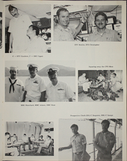 Page 15, 1982 Edition, Rathburne (FF 1057) - Naval Cruise Book online yearbook collection