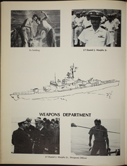 Page 10, 1975 Edition, Richard L Page (DEG 5) - Naval Cruise Book online yearbook collection