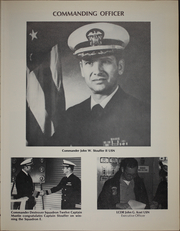 Page 7, 1975 Edition, Richard L Page (DEG 5) - Naval Cruise Book online yearbook collection