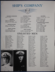 Page 12, 1944 Edition, Richard P Leary (DD 664) - Naval Cruise Book online yearbook collection