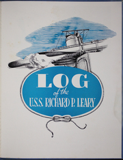 Page 3, 1944 Edition, Richard P Leary (DD 664) - Naval Cruise Book online yearbook collection