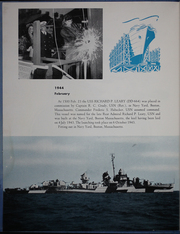 Page 4, 1944 Edition, Richard P Leary (DD 664) - Naval Cruise Book online yearbook collection