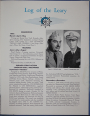 Page 5, 1944 Edition, Richard P Leary (DD 664) - Naval Cruise Book online yearbook collection