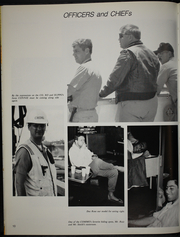 Page 14, 1990 Edition, Roanoke (AOR 7) - Naval Cruise Book online yearbook collection