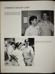 Page 16, 1990 Edition, Roanoke (AOR 7) - Naval Cruise Book online yearbook collection
