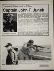 Page 9, 1990 Edition, Roanoke (AOR 7) - Naval Cruise Book online yearbook collection