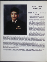Page 10, 1991 Edition, Roanoke (AOR 7) - Naval Cruise Book online yearbook collection