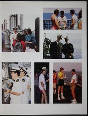 Page 11, 1991 Edition, Roanoke (AOR 7) - Naval Cruise Book online yearbook collection