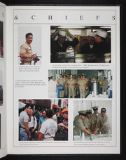 Page 15, 1994 Edition, Roanoke (AOR 7) - Naval Cruise Book online yearbook collection