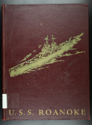 Page 1, 1950 Edition, Roanoke (CL 145) - Naval Cruise Book online yearbook collection