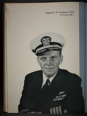 Page 10, 1950 Edition, Roanoke (CL 145) - Naval Cruise Book online yearbook collection