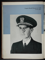 Page 12, 1950 Edition, Roanoke (CL 145) - Naval Cruise Book online yearbook collection
