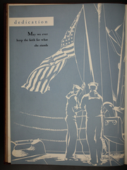 Page 8, 1950 Edition, Roanoke (CL 145) - Naval Cruise Book online yearbook collection