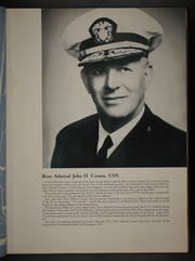 Page 9, 1950 Edition, Roanoke (CL 145) - Naval Cruise Book online yearbook collection