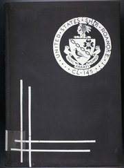 1958 Edition, Roanoke (CL 145) - Naval Cruise Book