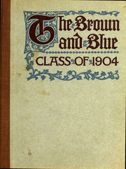 1904 Edition, Tufts University - Jumbo Yearbook (Medford, MA)
