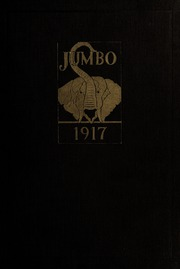 Page 1, 1917 Edition, Tufts University - Jumbo Yearbook (Medford, MA) online yearbook collection