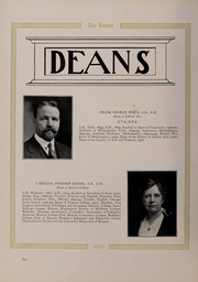 Page 16, 1917 Edition, Tufts University - Jumbo Yearbook (Medford, MA) online yearbook collection