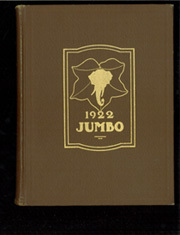 Tufts University - Jumbo Yearbook (Medford, MA) online yearbook collection, 1922 Edition, Page 1