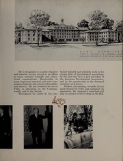 Page 13, 1953 Edition, Tufts University - Jumbo Yearbook (Medford, MA) online yearbook collection