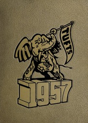 1957 Edition, Tufts University - Jumbo Yearbook (Medford, MA)