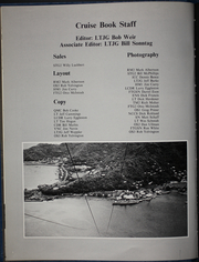 Page 10, 1979 Edition, Robert E Peary (FF 1073) - Naval Cruise Book online yearbook collection