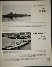 Page 17, 1979 Edition, Robert E Peary (FF 1073) - Naval Cruise Book online yearbook collection