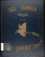 1964 Edition, Runner (SS 476) - Naval Cruise Book