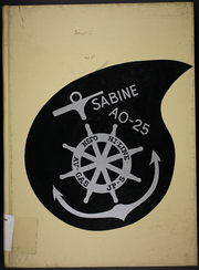 1963 Edition, Sabine (AO 25) - Naval Cruise Book