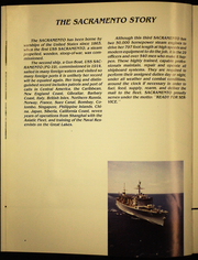 Page 8, 1989 Edition, Sacramento (AOE 1) - Naval Cruise Book online yearbook collection