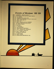 Page 9, 1989 Edition, Sacramento (AOE 1) - Naval Cruise Book online yearbook collection