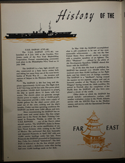 Page 12, 1954 Edition, Saipan (CVL 48) - Naval Cruise Book online yearbook collection