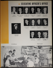 Page 17, 1954 Edition, Saipan (CVL 48) - Naval Cruise Book online yearbook collection