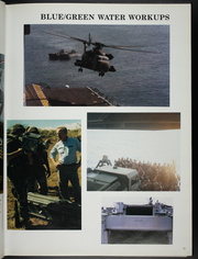 Page 17, 1990 Edition, Saipan (LHA 2) - Naval Cruise Book online yearbook collection